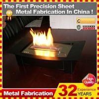 Modern fireplace surround Kindle indoor smokeless fireplace customized