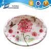 The Flower Design Plastic Serving Tray,plastic cutlery tray,plastic fruit tray