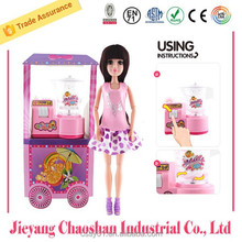 Abbie Fashion Doll With Real Doll Accessories
