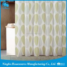 High Quality Cheap Custom bath shower windows curtain