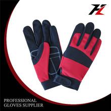 Long serve life low price mechanic working protective glove