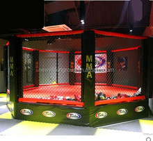 MMA fighting cage, taekwondo Safety, yoga mat, mma cage for sale