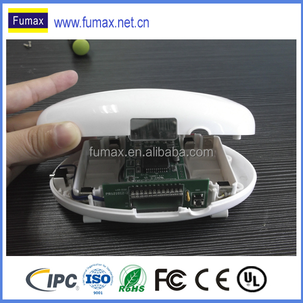 Gold detector printed circuit board assemlby with plastic for Electronic product design companies