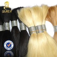 new style body wave crochet braids with human hair, 8-40 inch brazilian hair weft