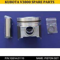 KUBOTA ENGINE PARTS V3800 1G514-21110 PISTON