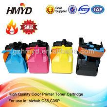 Bizhub C35 bulk laser printer toner powder