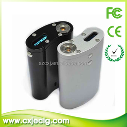 Original china supplier yiloong 50w vapor flask v3/vapor flask clone box mod, like 30w box mod cloupor mini, mini cloupor
