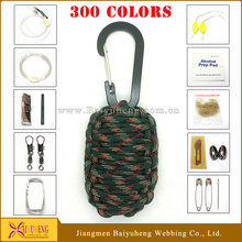 paracord survival gear for outdoor