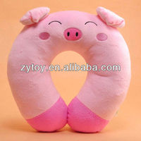 Curved cheap wholesale neck pillow