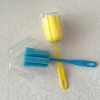 sponge Cup cleaing brushes
