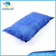 Outdoor travel camping self inflatable pillow