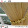 Good design and nice looking hot selling customize finish curtain of voile fabric DVS- D2613