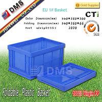 2014 Turnover Storage PP Crate EU1#