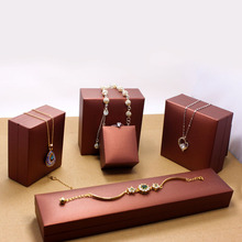 fashion design paper box jewelry gift with Special shape