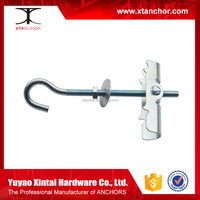 2015 Hot Sale M6 Spring Toggle for O hook Bolts building material export