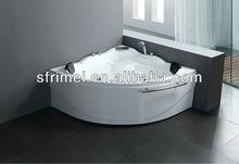 bañera bañera de acrílico de la computadora de control de bañera de hidromasaje masaje bañera del sector blanco bañera