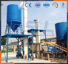 China latest technology new product CE certificate automatic dry mortar powder mixer manufacturer export on alibaba express