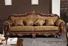 China furniture blue royal classici sofa sets bamboo furniture