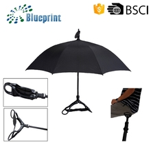 golf club seat belt umbrella,windproof seat belt umbrella,unique promotional umbrellas