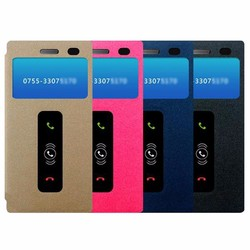 Hot selling leather case for SamSung Galaxy S4 i9500, Mobile phone leather case for SamSung Galaxy S4 i9500