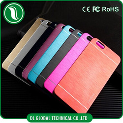 brushed metal pc case for iphone 5 motomo case for iphone 5