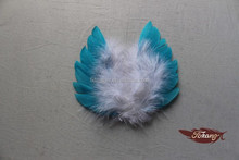 mini feather angel wings