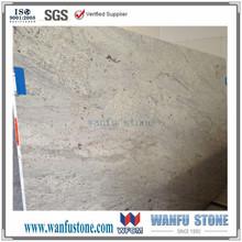 White River granite kitchen countertop/river white granite price/China white river granite slab