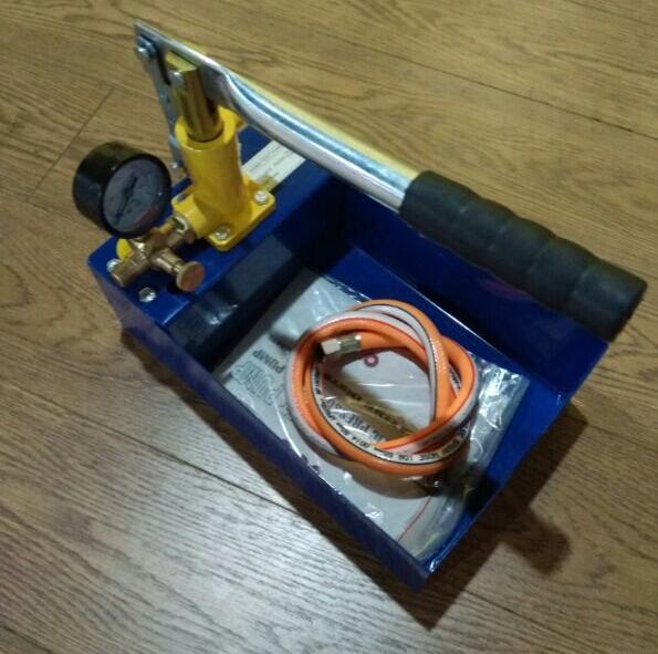 Hsy25 25 бар ручной давление воды насос / насоса