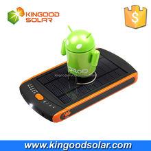 5v/12v/16v/19v Voltage adjustable high capacity 23000mah universal solar power bank for laptops and mobile phones