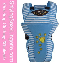 Sky Blue Simple baby wrap carrier baby sling carrier ergonomic baby carrier