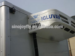 Multifunctional refrigerated truck insulated panel for wholesales