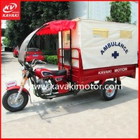 Guangzhou Factory Produce Double Usage Air-cooled 200cc Folding Adult Tricycle