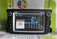 2 DIN Auto car radio for benz SMART DJ7075