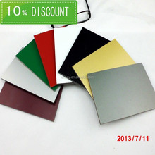 aluminum plastic composite panel waterproof sheet material