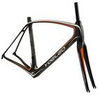 2014 novo produto qualidade Durable Road pintado Super leve quadro de bicicleta de carbono conjuntos