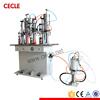 Economic full automatic paint aerosol filling machine