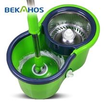 Bekahos popular selling 360 Swivel clean mop and bucket