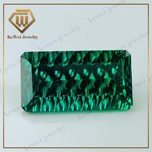Mineral Millennium Ferfect Cutting Rectangle 6*12mm Cubic Zirconia Stone