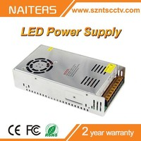2015 hot selling 12v power supply,Factory outlet AC DC 240W 12V 20A LED power supply