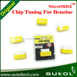 New arrival NitroOBD2 Benzine Car Chip Tuning Box Plug and Drive OBD2 Chip Tuning Box More Power / More Torque Good quality