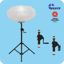 Taiwan New Product Yuang Light balloon lights construction led work light led outdoor light Emergency Light