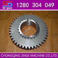 Transmission gear 1280304049 for Hyundai bus parts of Thailand city bus