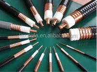 Hangzhou Linan TOP3 cable factory High quality rf 75 ohm cable 1/4''S 3/8''S 1/2''S 7/8'' 1-1/4'' 1-5/8''