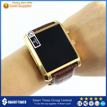 [Smart-times] 2015 Luxury Popular Bluetooth Smart Watch Phone