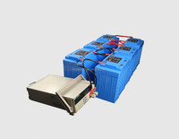 High capacity 72V 110Ah battery pack for electric bus