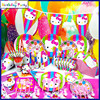 Kids wholesale birthday theme party supplies