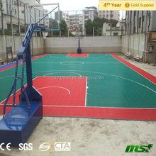 MSF PP Interlocking Basketball Flooring Very HOT !