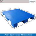 ユーロサイズマテリアルハンドリングのためのプラスチックパレット