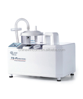 Cheap Hospital & Surgical Electric Suction Machine/Instrument/Apparatus 7E-A