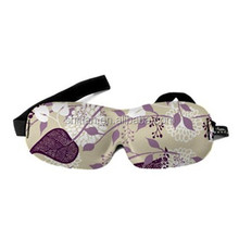 Unique Design Sleep Mask for Travel Printed Eye Shield